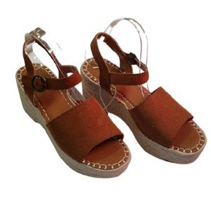 universal Thread Cognac Morgan Sandals